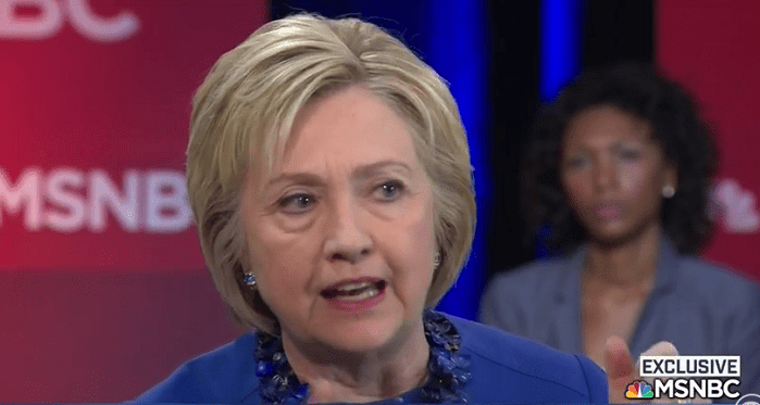 "Hillary Clinton: ""Every Woman in This County"" Must be Able to Kill Their Baby in an Abortion"