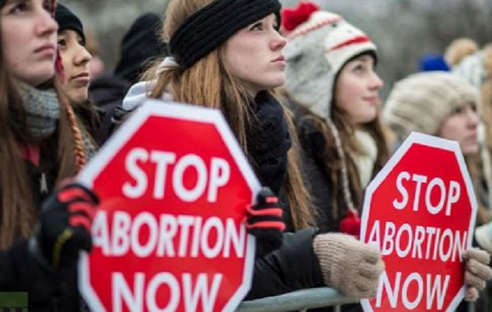 "Media Calls Pro-Lifers People With ""Fringe Views."" But Majority of Americans Oppose Abortion"