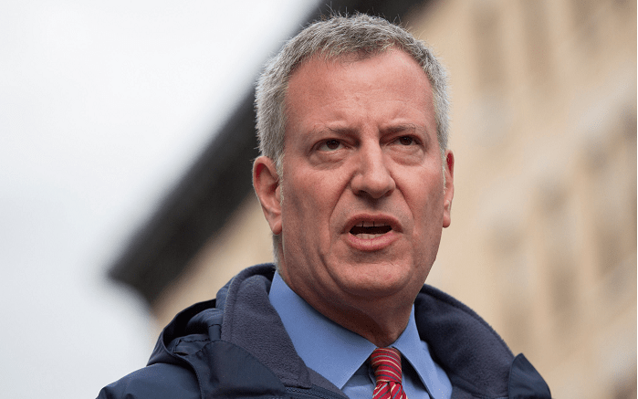 "NYC Mayor: Churches Holding Services May Be ""Permanently"" Closed, Abortion Clinics Can Stay Open"