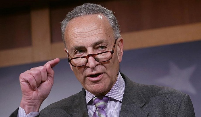 Senate Will Vote on Motion to Censure Chuck Schumer for Threatening Gorsuch and Kavanaugh Over Pro-Life Law