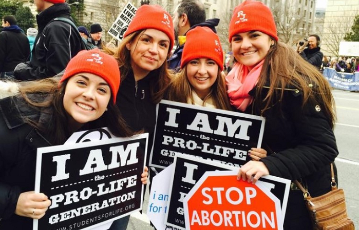 Gallup Poll: 55% of Americans Want All or Most Abortions Made Illegal