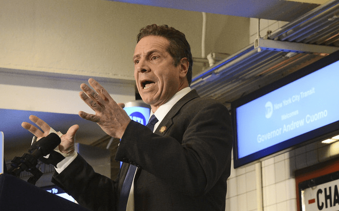 Andrew Cuomo Blames President Trump for His Order Killing 15,000 Nursing Home Residents