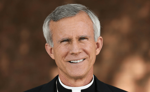 "Catholic Bishop Urges Christians: ""Use Your Vote to Stop Abortion"""
