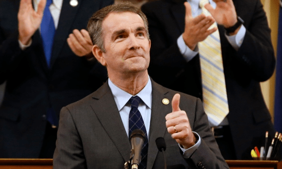 Virginia Governor Ralph Northam Encourages Snitching on Churchgoers Over Coronavirus