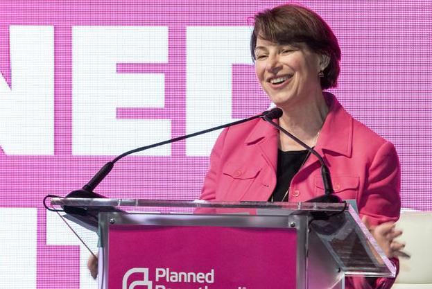 Pro-Abortion Senator Amy Klobuchar Drops Out of Democrat Presidential Race