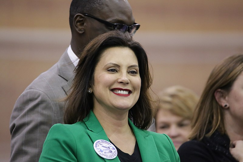 Michigan Gov Gretchen Whitmer May Face Charges for Order Killing Nursing Home Residents