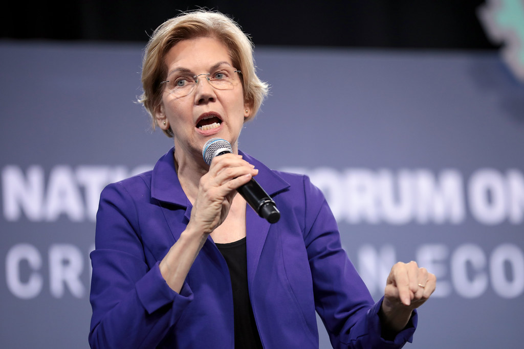 Liberal Abortion Activist Elizabeth Warren Wants to be Treasury Secretary if Joe Biden Elected