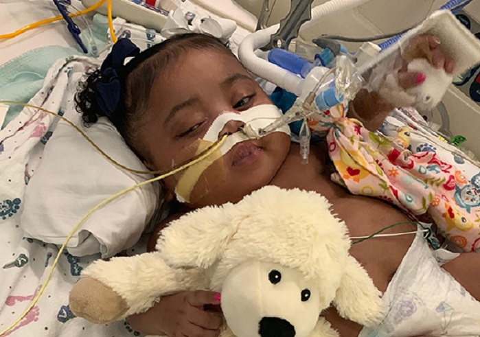 Appeals Court Stops Texas Hospital From Yanking Baby Tinslee's Life Support