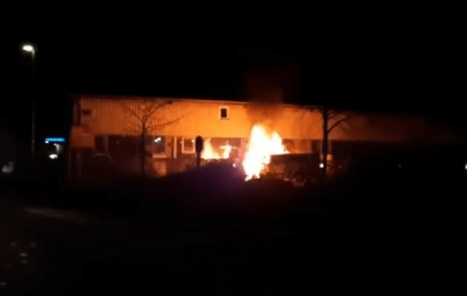 Feminists Set Car on Fire Outside Pro-Life Church as Retaliation for Organizing Pro-Life Event