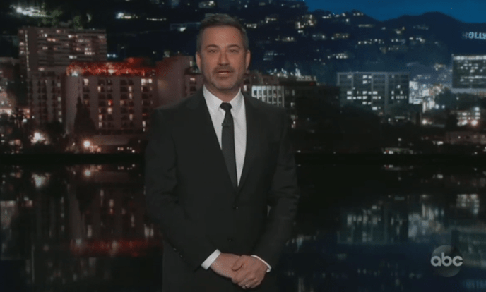 "Jimmy Kimmel Mocks VP Mike Pence's Christian Faith: ""What's His Plan to Stop the Virus, Abstinence?"""