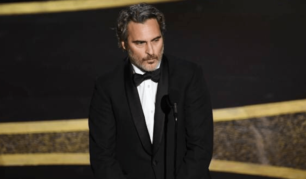 Joaquin Phoenix Rages Against Drinking Milk From Cows, While Hollywood Celebrates Abortion