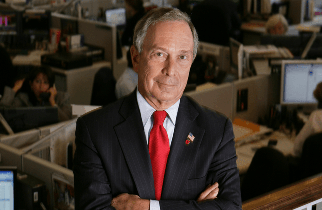 Mike Bloomberg Drops Out of Presidential Race, Endorses Abortion Activist Joe Biden