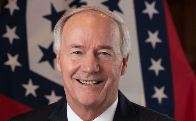 Arkansas Gov. Asa Huchinson Signs Bill to Ban Abortions, Save 3,000 Babies Every Year