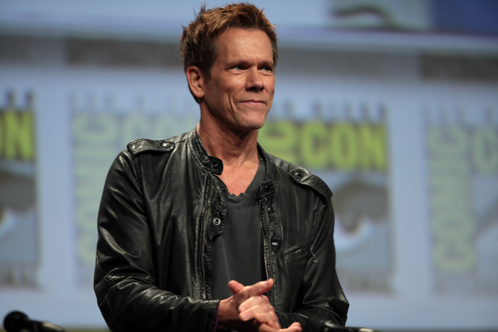 "Actor Kevin Bacon: ""Old White Guys"" Should Just Shut Up, Quit Talking About Politics"