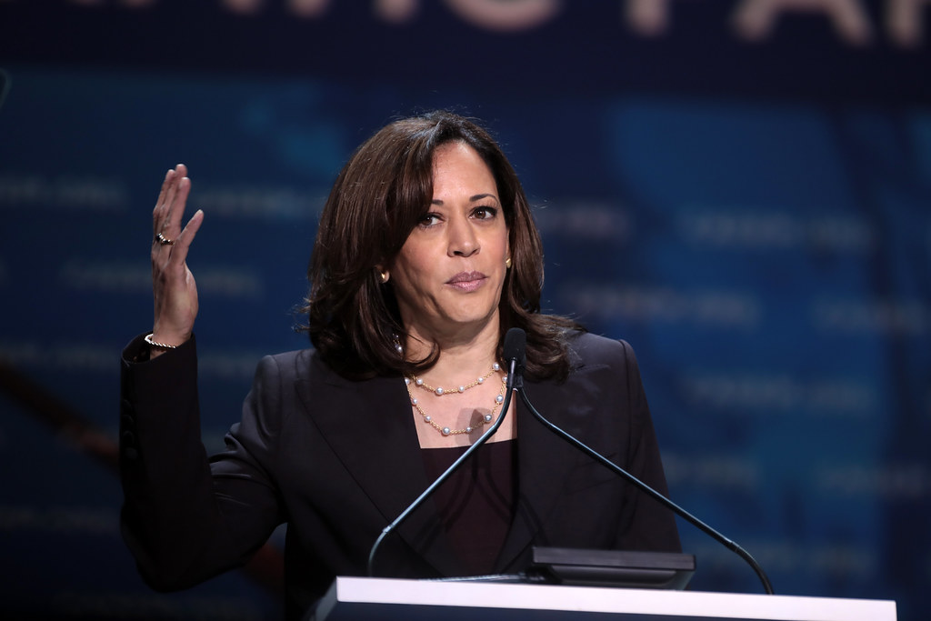 "Kamala Harris Claims Amy Coney Barrett May be ""Biased"" Just Because She's a Christian"