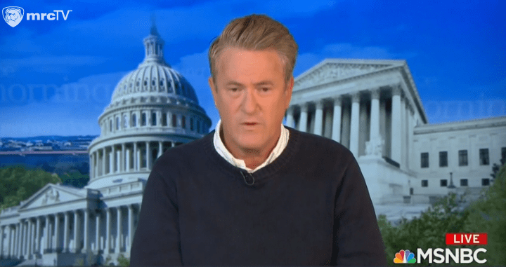 MSNBC's Joe Scarborough: We Will Censor President Trump if He Declares Victory on Election Night