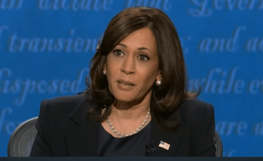 "Kamala Harris Says Joe Biden is a ""Practicing Catholic,"" But He Supports Abortions Up to Birth"