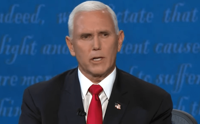 "Vice President Mike Pence: ""We'll Continue to Stand Strong for the Right to Life"""