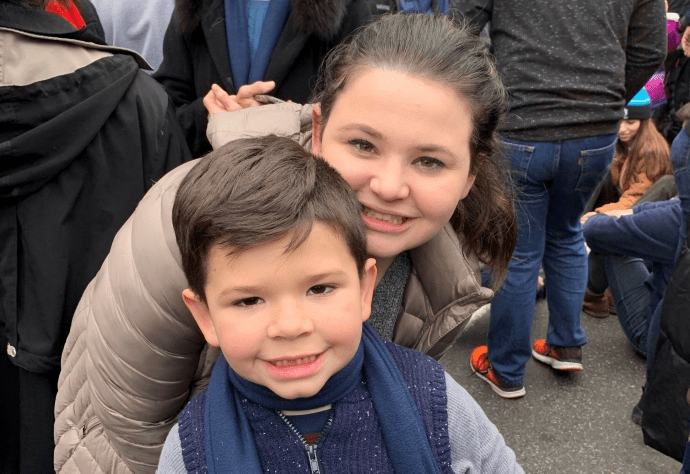 This Cute Boy Was Saved in the Middle of the Abortion When His Mom Changed Her Mind