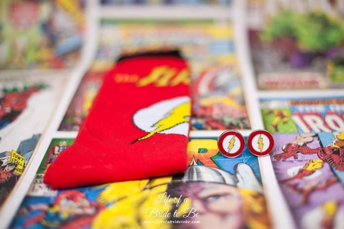 'The Flash' theme