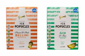 Aldi Alcoholic Popsicles