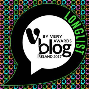 Blog Awards Ireland Longlist 2017