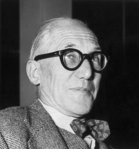 le corbusier had a blog
