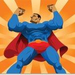 Social Media Superhero?