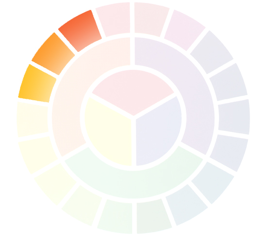 Introduction to the color wheel life of an architect - Analogous color scheme definition ...