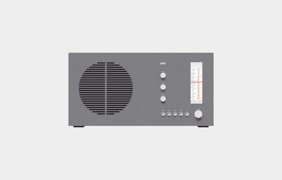 RT 20 tischsuper radio, 1961 by Dieter Rams for Braun