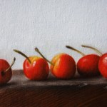 'Saving Cherries' – alla prima