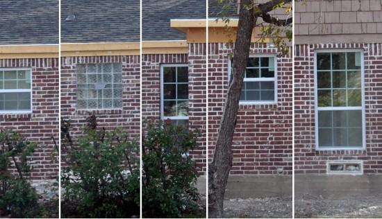 Window comparison composite