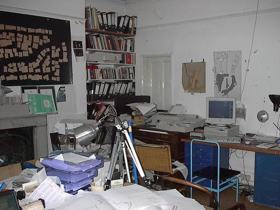 Andrea Ayers-Esplen office