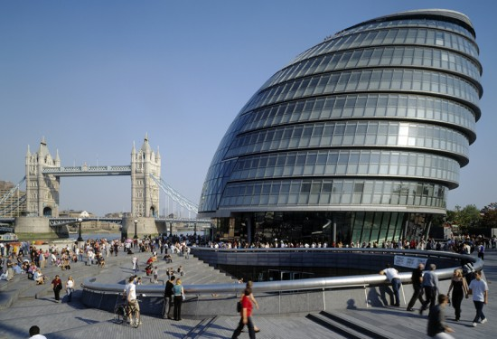 London City Hall by Foster & Partners