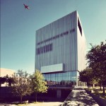 Wyly Theatre in Dallas by REX OMA