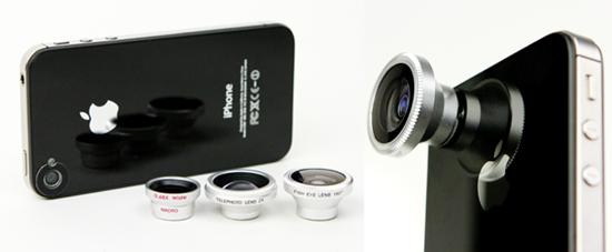 iPhone photo Lenses