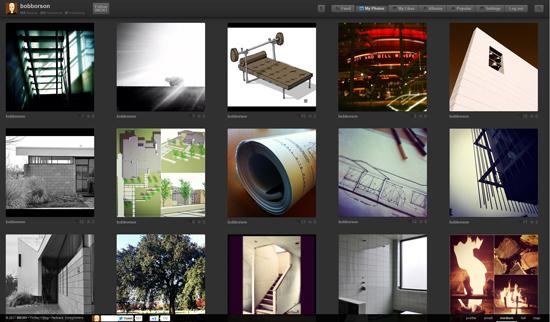 Instagram photo page for Bob Borson