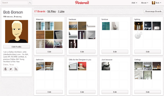 Bob Borson on Pinterest