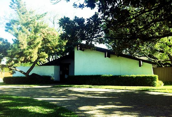 My Modern House - 1960's style
