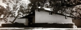 1960's Modern house