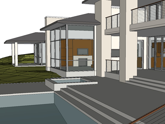 Sketchup renderings - You Have Options | Life of an Architect