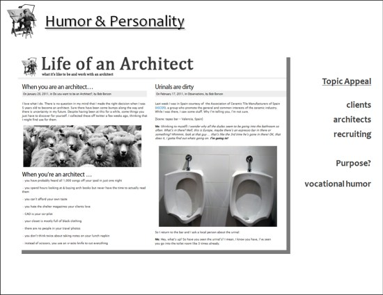 AIA National Presentation - Life of an Architect 14