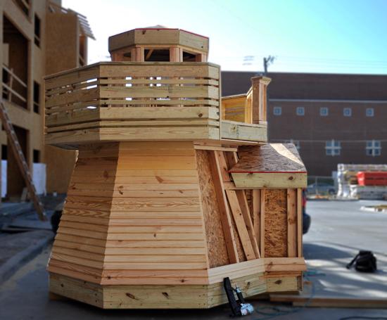 Beacon Playhouse by Peter Christensen