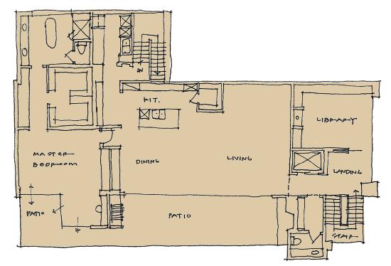 woodland upper level plan 01