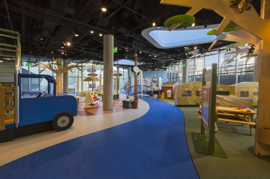 Moody Family Children's Museum - Mark Knight Photography