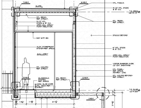 What makes you a designer Bridge Section CAD Detail