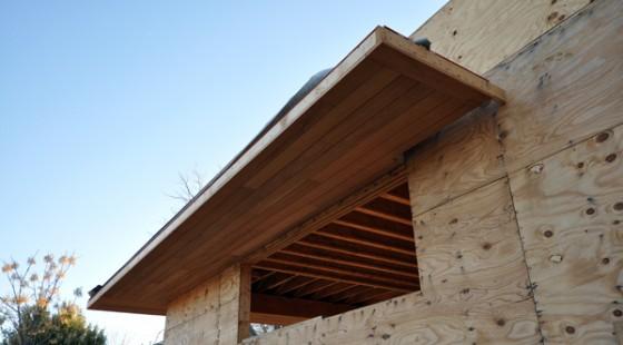 Cottonwood Modern mahogahny soffit 03