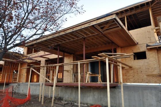 Cottonwood Modern mahogahny soffit 04