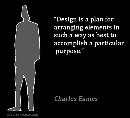 Design Quotes - Charles Eames