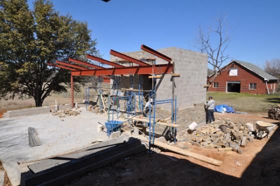 Cottonwood Modern - Overall Pavilion